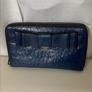 Kate Spade Navy Carry All Wallet